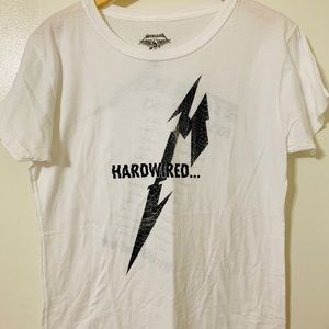 Tops - Metallica Hardwired 2017 World Tour Tee Shirt 2X